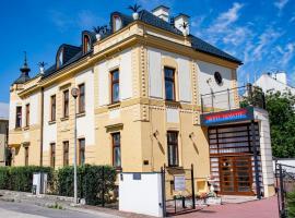 Lafayette – hotel w Ołomuńcu