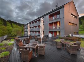 Omnia Hotel Relax & Wellness, hotel in Janske Lazne