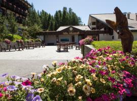 Hotel Intermonti, hotel v Livignu