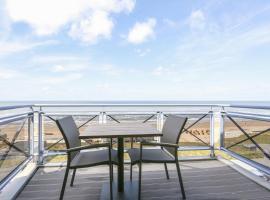 DE TRINTEL met zeezicht, self catering accommodation in Egmond aan Zee