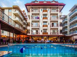 Oba Time Hotel, hotel in Alanya