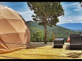 Sottu E Stelle, luxury tent in Albitreccia