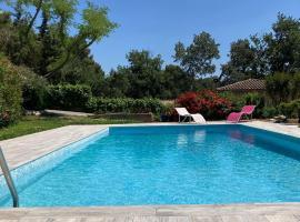 Chez Pat et Dom, hotel near Memorial Site of Les Milles Internment Camp, Aix-en-Provence