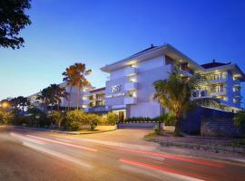 Hotel Santika Siligita Nusa Dua, отель в Нуса-Дуа