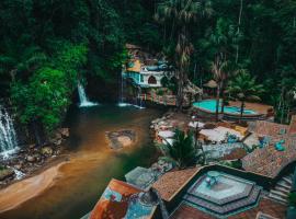 Kashama Eco Resort & Spa, hotel in Santo Domingo de los Colorados
