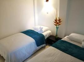 Acogedor apartamento amoblado, apartamento en Barranquilla