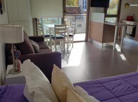 EXCELENTE y completisimo monoambiente con cochera, hotel cerca de Universidad Nacional de Mar del Plata, Mar del Plata