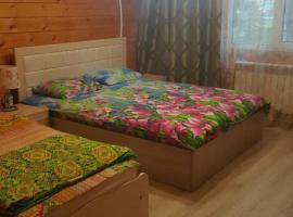 Теремок, guest house in Goryachinsk