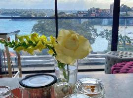 Luxury Apartment in Lavender Bay, íbúð í Sydney