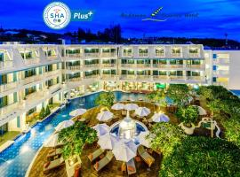 Andaman Seaview, Karon Beach (SHA Plus+), hotel in Karon Beach
