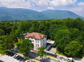 Heritage Hotel Krone, hôtel à Sarajevo