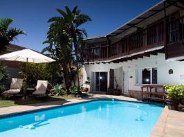 Boma Lodge, hotel near Beachwood Golf Club, Durban