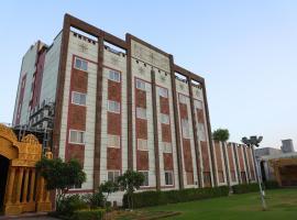 Hotel Panigrahan, accessible hotel in Bikaner