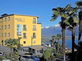 Hotel Stella, отель в Локарно