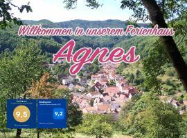 Ferienhaus Agnes, Hotel in der Nähe von: Roßberg, Ramberg