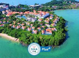 Amatara Wellness Resort - SHA Plus, hotel in Panwa Beach