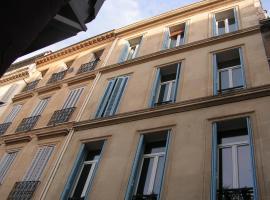 Chambre privée appartement typique Marseillais, B&B/chambre d'hôtes à Marseille