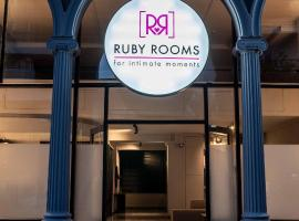 Ruby Rooms Athens, hotel near Neos Kosmos Metro Station, Athens