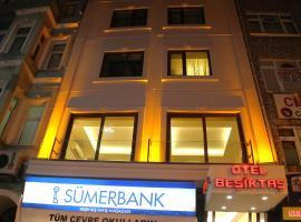Besiktas Otel, отель в Стамбуле, рядом находится Дворец Долмабахче