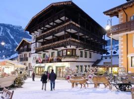 Post Hotel Ristorante Tyrol, hotel in Moena