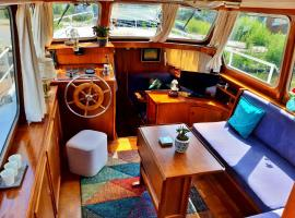 Motor Yacht Amstelle, boot in Amsterdam