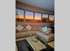 Amazing Joburg views &Unique CBD Luxury Experience, apartment in Johannesburg