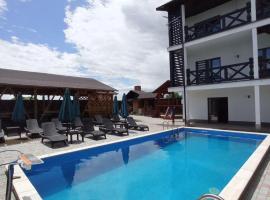 HOME HOTEL, отель в городе Черноморск