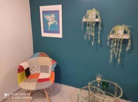 cozy granny's studio, apartment in Nea Makri