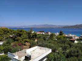Vens apartment 90m2 at Eantio bay., vacation home in Aiándion