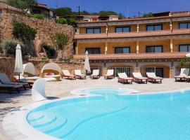 Hotel Pozzo Sacro, hotel v destinaci Olbia