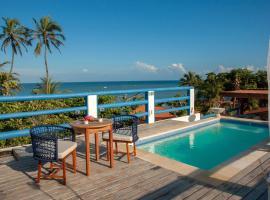 Vila Maria Flats, hotel with pools in Jericoacoara