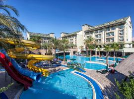 Alva Donna Beach Resort Comfort, отель в Сиде