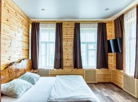 Кунак Rooms, отель в Казани