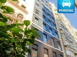 Expoholidays-Apartamentos Almería Centro - Parking Gratis, apartment in Almería