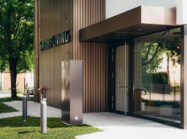 SmartLiving Apartments München, Hotel in der Nähe von: Neue Messe München und ICM, München