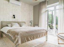 Dzīvoklis Guest House Garoza Tūjā