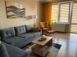 Apartament Sunflower, apartment in Szczecinek