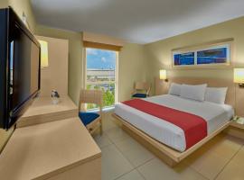 City Express Campeche, hotel en Campeche