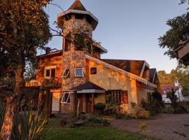 Castelinho da Paz - Locação Exclusiva, pet-friendly hotel in Nova Petrópolis
