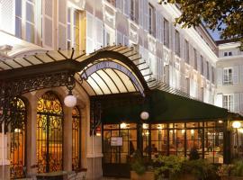 Best Western Hôtel de France, hotel in Bourg-en-Bresse