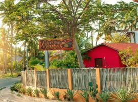 Pousada Curva dos Ventos, guest house in Icaraí