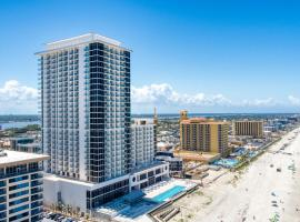 Daytona Grande Oceanfront Resort, hotel in Daytona Beach