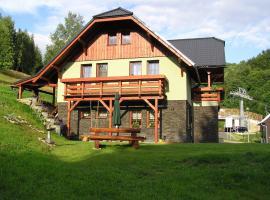 Apartmány U Lanovky, hotel near Horní Domky, Rokytnice nad Jizerou