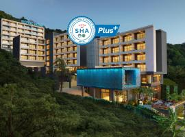 Hotel IKON Phuket (SHA Plus+), hotel in Karon Beach