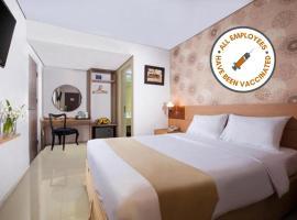 The Cube Malioboro Hotel, hotel di Yogyakarta