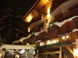 Les Bains, hotel in Brides-les-Bains