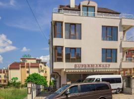 Hotel Czech Rhapsody, hotel in Nesebar