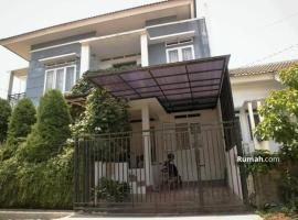 Rumah Huni Asri, pet-friendly hotel in Bogor