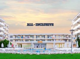 Hotel Garden Nevis, hotel near Dune Beach, Sunny Beach
