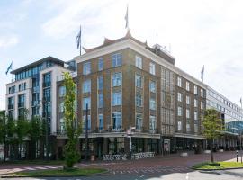 Hotel Haarhuis, hotel in Arnhem